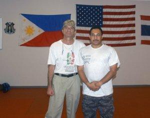 MasGuro Greg Alland, RIck Vargas